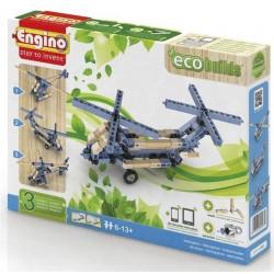 Construye Eco Helicópteros