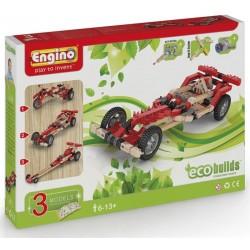 Construye Eco Coches de Carreras