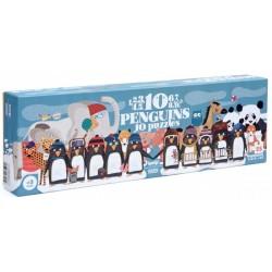 10 Pingüinos