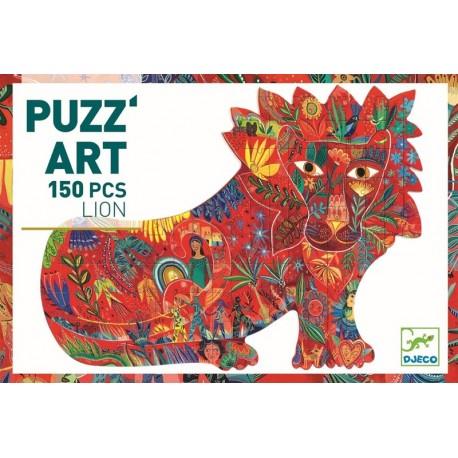 Puzzle Art León