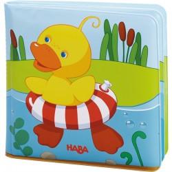 Libro Baño Patito Nadador