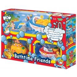 Set de Baño Amigos