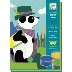 Arenas Panda y Sus Amigos