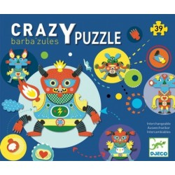 Crazy Puzzle Barba Zules