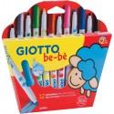 12 Rotuladores Bebé Giotto