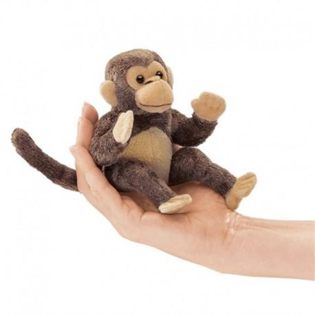 Marioneta Dedo Mono
