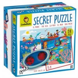 Puzle Secret Puzzle El Mar