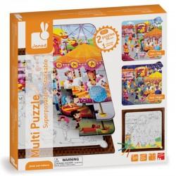 Multi Puzzle Parque de Atracciones