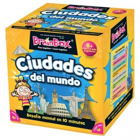 Brainbox Ciudades del Mundo