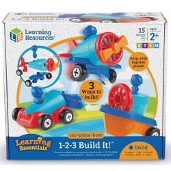 1 2 3 Build It