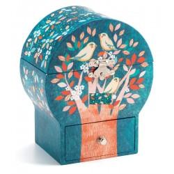 Caja de Música Árbol Poético