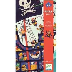 Puzzle Gigante Pirata