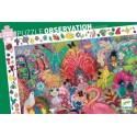 Puzzle Observación Carnaval de Río