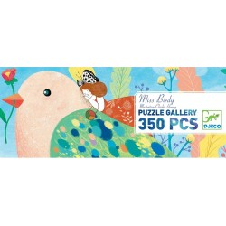 Puzzle Gallery Miss Birdy