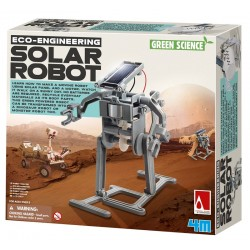 Green Sciencie Robot Solar