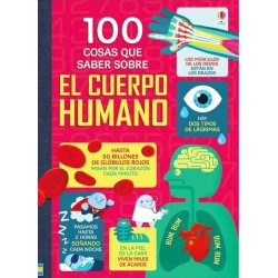 100 Cosa que Saber Sobre el Cuerpo Humano