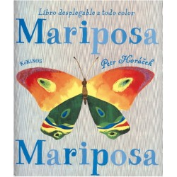 Mariposa Desplegable