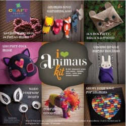 Kit Crea y Decora con Animales