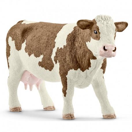 Vaca de Raza Fleckvieh