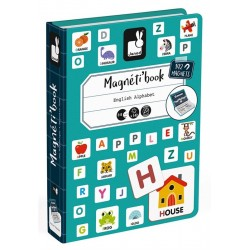 Magnetibook Alfabeto Inglés