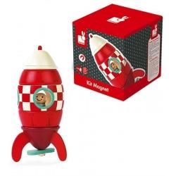 Kit Cohete Magnético