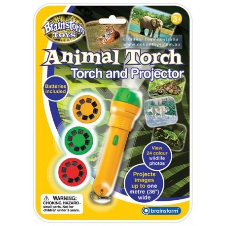 Proyector Linterna Animales