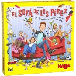El Sofá de los Pérez