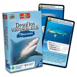 Desafíos Naturaleza Tiburones