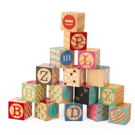 Kubix 16 Cubos