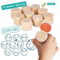 Maxi Sellos 10 Emociones