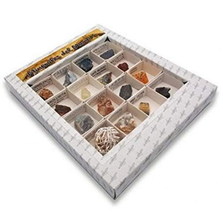 Minerales del mundo 6