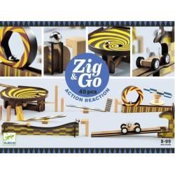 Zip & Go Action-Reactión 45 piezas