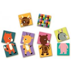 Memo Puzzle Animales