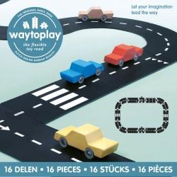 Expressway Carretera de Caucho Waytoplay