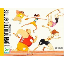 Cartas Athletic Games