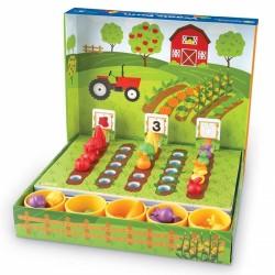 Set de Clasificación Veggie Farm