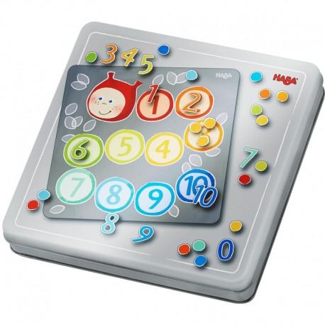 Caja de Juego Magnético Números