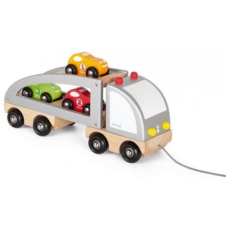 Camión Portabólidos