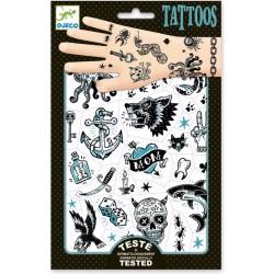 Tatuajes El Lado Oscuro