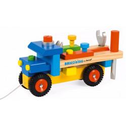 Camión de Bricolage Brico Kids