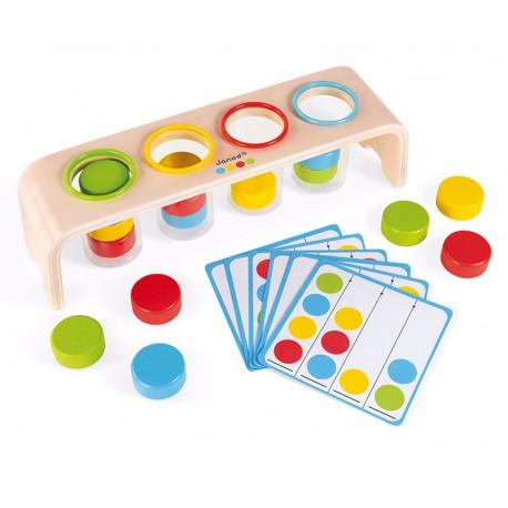 Juego de Clasificación y Colores