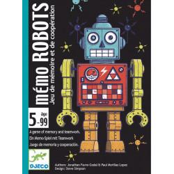 Cartas Memo Robots
