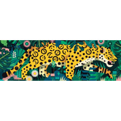 Puzzle Gallery Leopard