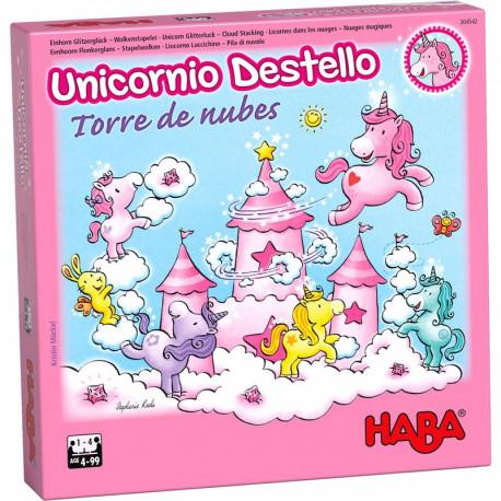 Unicornio Destello Torre de Nubes