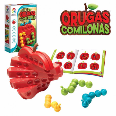 Orugas Comilonas