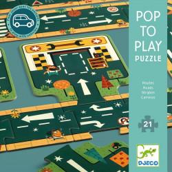 Pop To Play Puzle